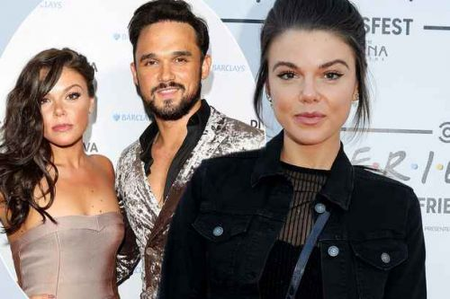 Faye Brookes opens up on 'really weird week' as she breaks silence after 'splitting' from fiancé Gareth Gates