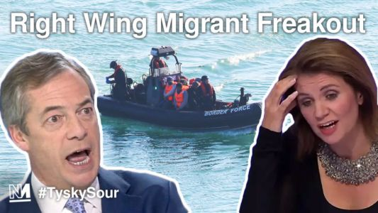 Right Wing Migrant Freakout