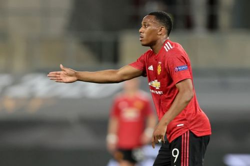 Martial hailed as a 'Ferrari' after starring role in Man Utd's Europa League win