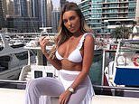 TOWIE's Amber Turner is FAT-SHAMED by trolls after bikini picture