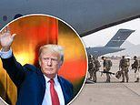 Trump secretly signed 'rogue' memo to withdraw all US troops from Afghanistan by January 15, 2021