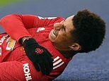 Marcus Rashford D-Day: Forward set for crunch talks with Manchester United over shoulder surgery