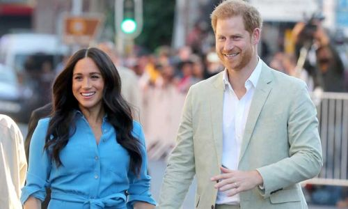 Prince Harry and Meghan Markle's new staff members as they step back from royal life