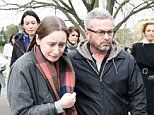 Borce Ristevski breaks down in court as his daughter gives evidence