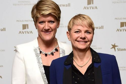 Clare Balding loses 90 per cent of hearing and often accidentally shouts at wife