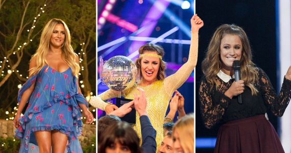 Caroline Flack's best TV moments from Love Island slow-mo walks to winning Strictly Come Dancing