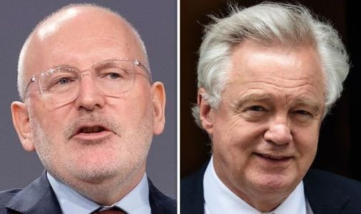 UK ran around 'like idiots' during Brexit negotiations says Brussels Eurocrat Timmermans