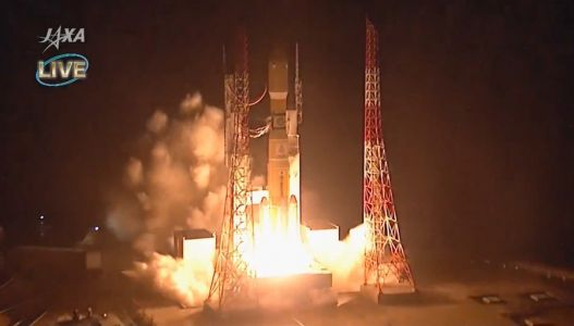New sample return capability launches with Japanese space station freighter