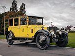 Darling Buds of May Rolls-Royce to be auctioned for estimated £70k