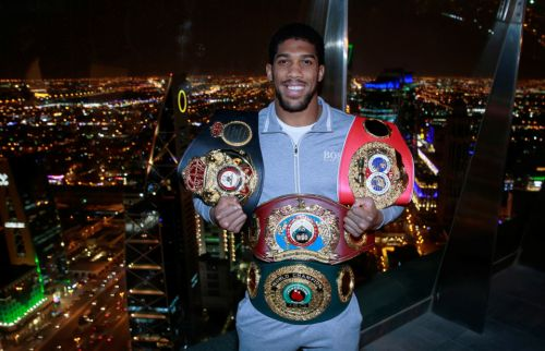 4pm Boxing news LIVE: Joshua and Hearn party until 6am, AJ beats Ruiz Jr REACTION, Whyte wins in Saudi Arabia