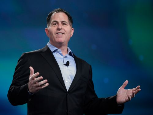 Dell CEO Michael Dell is taking a temporary cut of his entire base pay amid the coronavirus 'disruption and uncertainty'