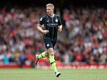 Kevin De Bruyne net worth: Manchester City star's wealth revealed