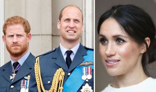 Prince Harry 'aimed home-truths at Prince William' in royal spat over Meghan Markle
