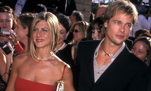 Brad Pitt & Jennifer Aniston's best fashion moments from the 90s and 00s