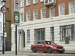 Hybrid BMWs can automatically switch to full electric mode in low emission zones