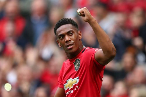 Ole Gunnar Solskjaer tells Anthony Martial he has to score more goals this season