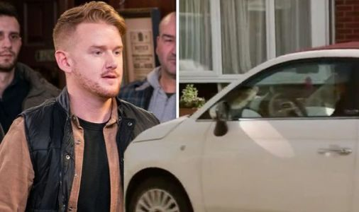 Coronation Street spoilers: Viewers distracted by hilarious Gary Windass car gaffe