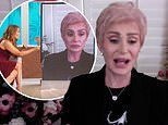 Sharon Osbourne reveals she's in quarantine after her granddaughter tested positive for COVID-19