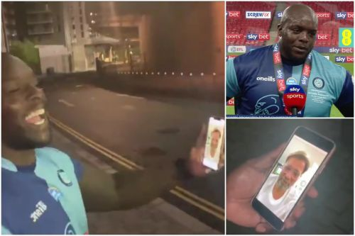 Jurgen Klopp makes Akinfenwa's year after text to celebrate promotion