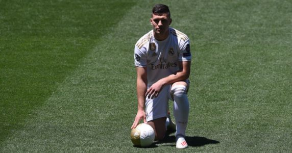 Luka Jovic ridicules exit talk as he makes Real Madrid promise