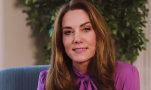 Kate Middleton shares her thoughts during rare Q&A