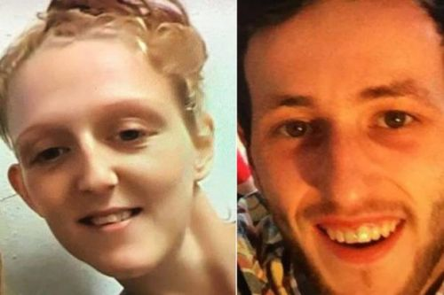 Police search for missing couple after their crashed car was found empty