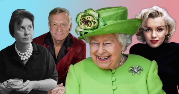 Who was born the same year as the Queen? 1926 celebrities revealed
