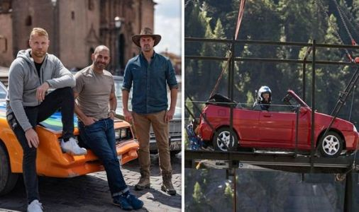 Top Gear stars tease 'outlandish' and 'ridiculous' new season amid move to BBC One