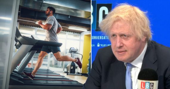 Boris says gyms will be able to reopen 'in a couple of weeks'