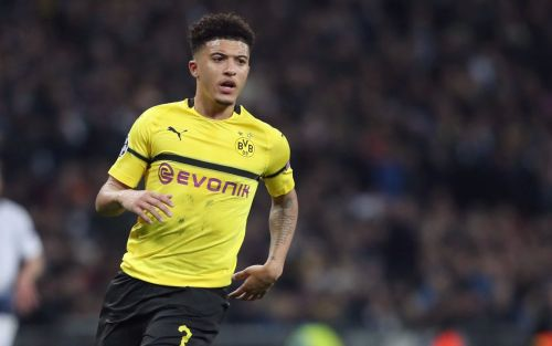 Manchester City allegedly concealed £200k payment to Jadon Sancho's agent for Watford transfer when player was 14