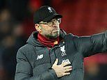 Liverpool face battle to keep hold of Jurgen Klopp as Germany eye him as Joachim Low's successor