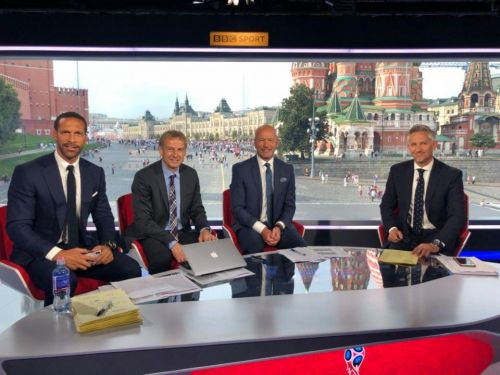Incredible BBC figures show how the World Cup gripped the UK with 44.5m tuning in