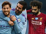 How the post-lockdown Premier League table makes for very different reading to the real thing