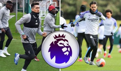 Premier League players likely to resume training next month amid coronavirus testing plan