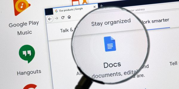 How to search for and find your Google Docs files on desktop or mobile