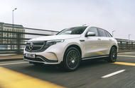 Mercedes-Benz EQC 400 4Matic AMG Line 2019 UK review
