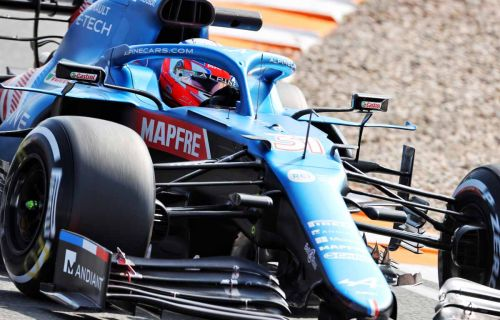 Renault 'no longer' have PU credibility with customers