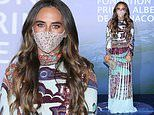 Chloe Green dazzles at the 2020 Monte Carlo Gala for Planetary Health