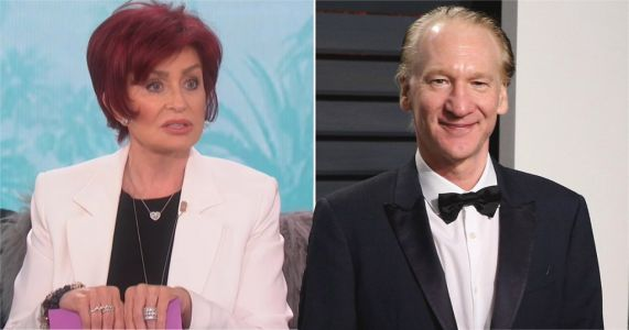 Sharon Osbourne to give first televised interview since quitting The Talk with US TV host Bill Maher