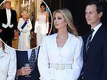 Stephanie Grisham accused of LYING about Jared and Ivanka muscling in on meeting with the Queen