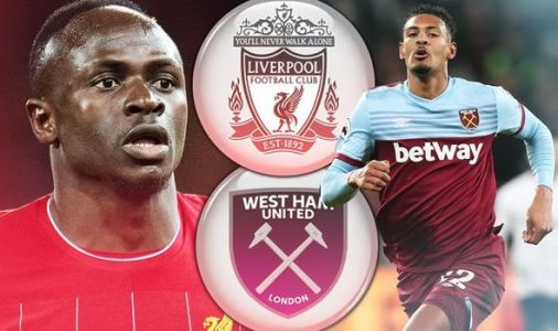 Liverpool vs West Ham LIVE: Team news and line ups confirmed, Jurgen Klopp makes changes