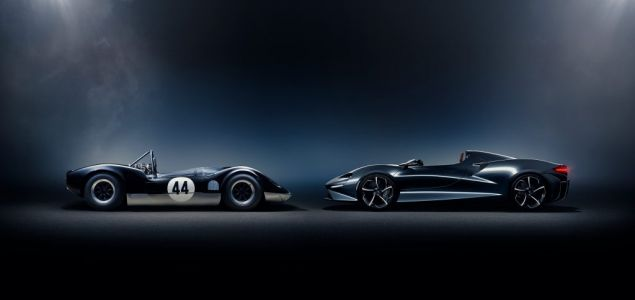 Gorgeous £1.4m McLaren Elva roadster packs 804bhp