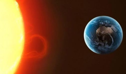 Space weather forecast: Earth being BATTERED by 2.1million kmph solar winds