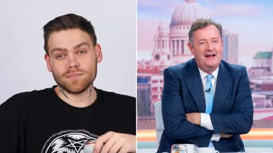 Elijah Daniel urges fans to 'fire Piers Morgan' after Good Morning Britain poll backfires