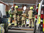 Two women and a man die as fire sweeps through house in Hemel Hempstead during coronavirus lockdown
