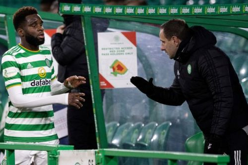 John Kennedy insists £15m 'too cheap' for Celtic star Odsonne Edouard
