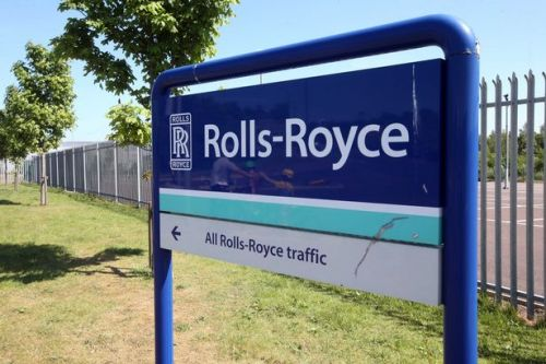 Rolls-Royce to make 2,000 UK staff redundant - with a further 1,000 at risk
