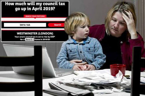 How much will my Council Tax rise in April 2019? Search by postcode for your area