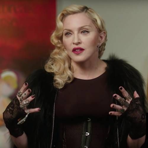 Madonna alludes to biopic written by Diablo Cody