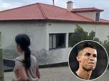 Cristiano Ronaldo moves into £3.5k-a-week rented home in quiet fishing village on island of Madeira